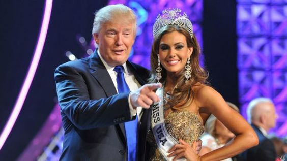 Donald Trump Donald Trump asume el control total de Miss Universo