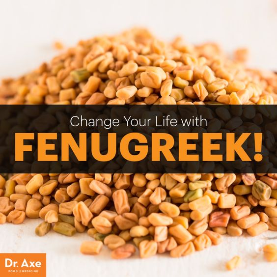 Fenugreek - Dr. Axe http://www.draxe.com #health #holistic #natural