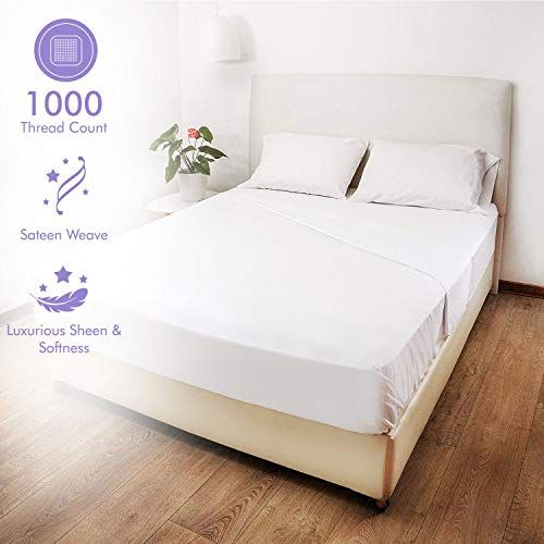 The 5 Best Airbnb Bed Sheets 2020 Review Cotton Microfiber And More In 2020 Bed Sheets Hotel Sheets Bed