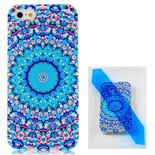 5s Case, iPhone 5&5s Case - MOLLYCOOCLE Fashion Style Colorful Painted Flowers Sea Pattern TPU Soft Cover Case for iPhone 5&5s(Flowers Sea), http://www.amazon.com/dp/B00PAE18SE/ref=cm_sw_r_pi_awdl_F3S3ub1RCYWS8