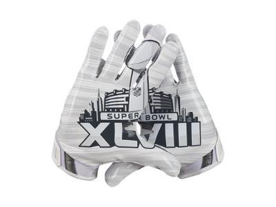 Mens New Orleans Saints Nike NFL Vapor Jet 3.0 Authentic Gloves