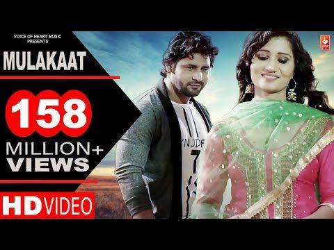 Mulakaat Vijay Varma Neetu Verma Most Popular Haryanvi Dj Song 2017 Youtube In 2020 Mp3 Song Download Dj Songs Songs 2017