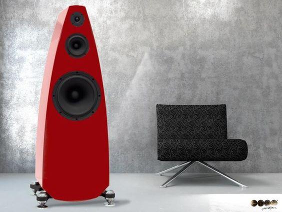 New Gamma, Boxen, HiFi, Design, Emme speakers, New Beta, high end ...