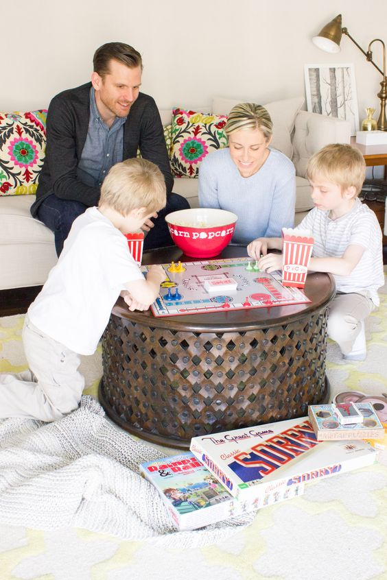 Erin Spain plans the perfect family game night with @WorldMarket! This post features games that are perfect for the whole family.