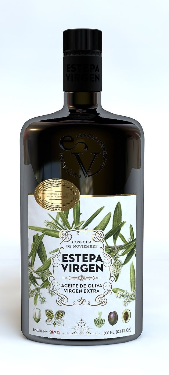 Virgin Olive Oil - Free Flavour | An endless collection of food related design and packaging inspiration