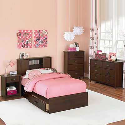 Cherry finish Cherries and Bedrooms on Pinterest