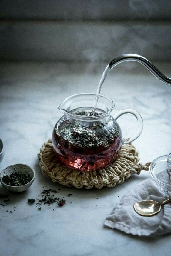 Hibiscus Tea, traditional beverage in cultures across the globe