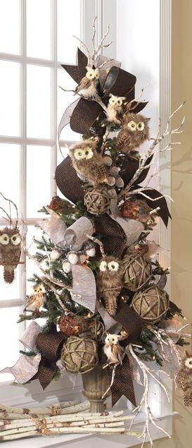 Szukamy świątecznych, cudnych sówkowych inspiracji. Lubimy naturalnie! sowiadolina.pl: