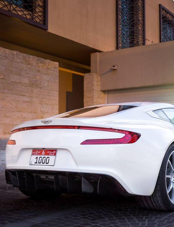 Aston Martin One-77 The Best