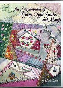 Encyclopedia crazy quilt - Eva Barba Alencar - Álbuns da web do Picasa
