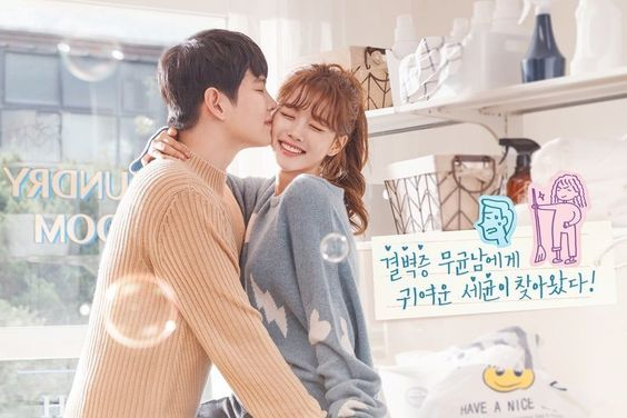 """Clean With Passion For Now"" Releases An Adorably Sweet Official Poster"