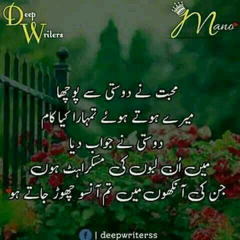 i choose friendship urdu words love quotes in urdu islamic