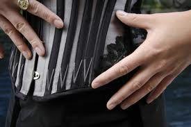 Flutes with quilting design