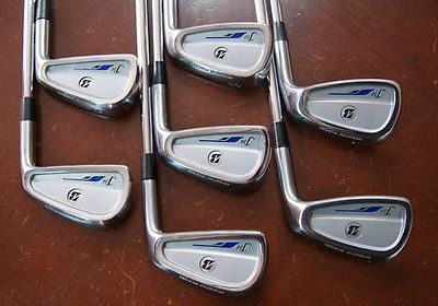 Mens Bridgestone J36 Premium Forged 4-PW R300 Regular Flex Iron Set Golf Clubs