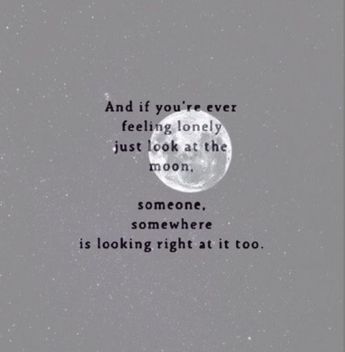 One of my favorite things about the moon.