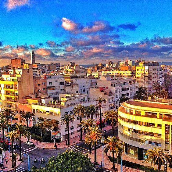 Pinterest the world s catalog of ideas - Marocco casablanca ...