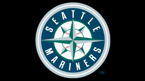 Seattle Mariners Logo Colors Seattle Mariners Logo Mariners Logo Seattle Mariners