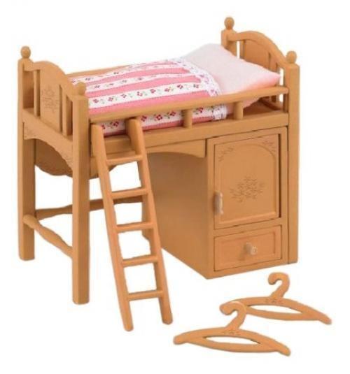 Epoch Calico Critters Furniture Loft Bed Ka 314 14 20 Calico