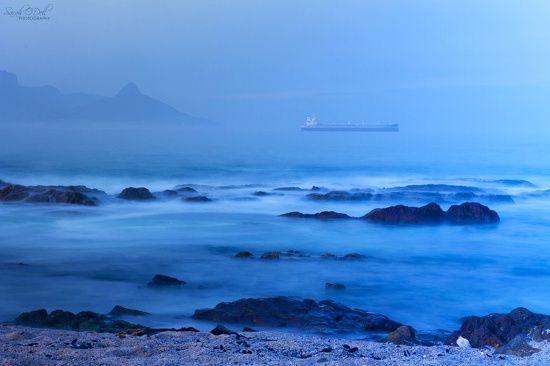 Hazy Monday Morning by sjodell