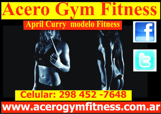 April Curry modelo Fitness - http://acerogymfitness.com.ar/modelos-fitness-argentina/april-curry-modelo-fitness/
