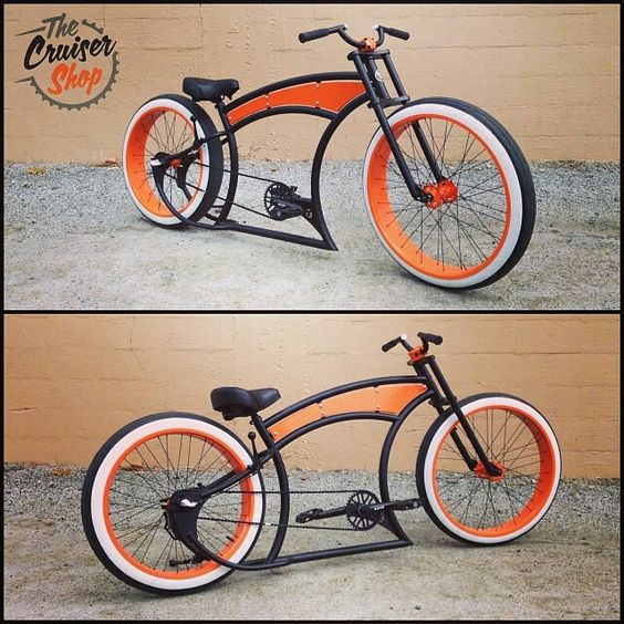 ruff cycle bike built by the cruiser shop cool bikes. Black Bedroom Furniture Sets. Home Design Ideas
