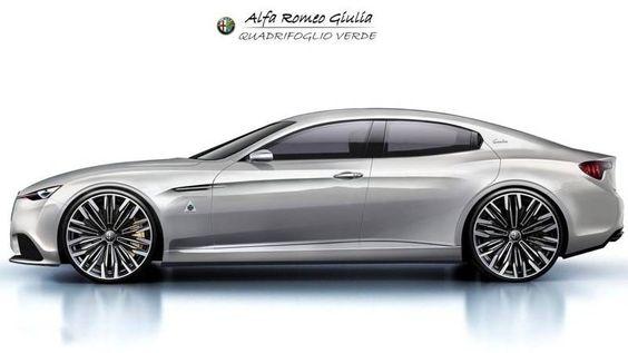 Alfa Guilia concept