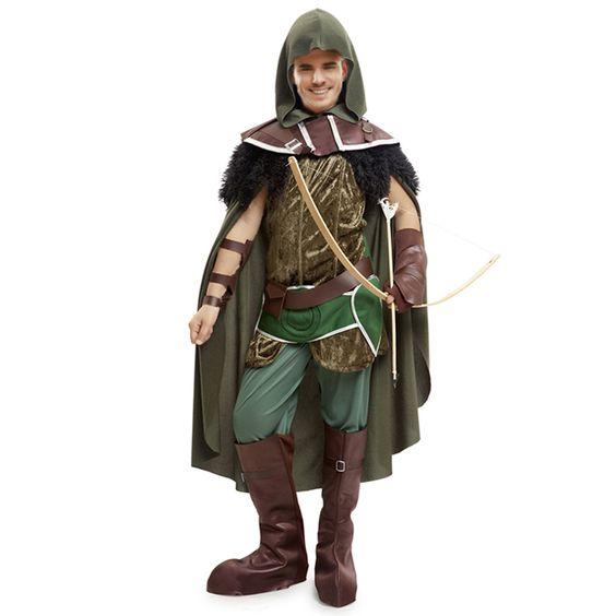 Disfraz de Guerrero Zelda #carnaval #novedades2016