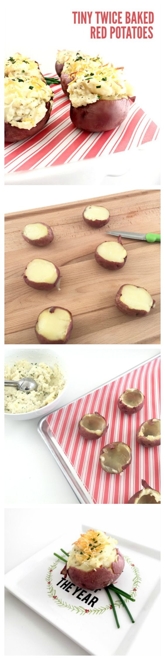 Fancy red potato recipes