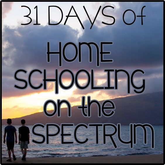 Homeschooling on the (Autism) Spectrum via @MommaKnows