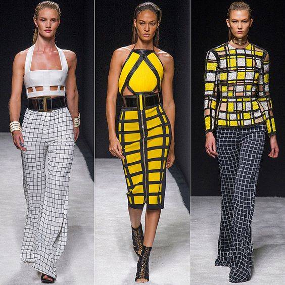"A new more fun and ""younger"" LV girl; Retro; the late 60's/early 70's trend seen in both Milan and Paris weeks was cemented with Nicolas Ghesquiere's collection for Louis Vuitton Spring/Summer 2015. Description from verreos2.rssing.com."