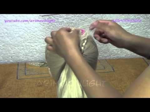 Peinado para Niñas ; Panal con Trenzas