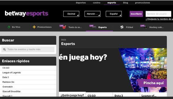 Apuestas eSports