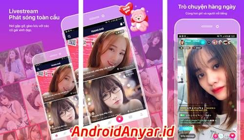 20 Aplikasi Live Selain Bigo Full Bebas No Banned For Android Android Aplikasi Lolipop