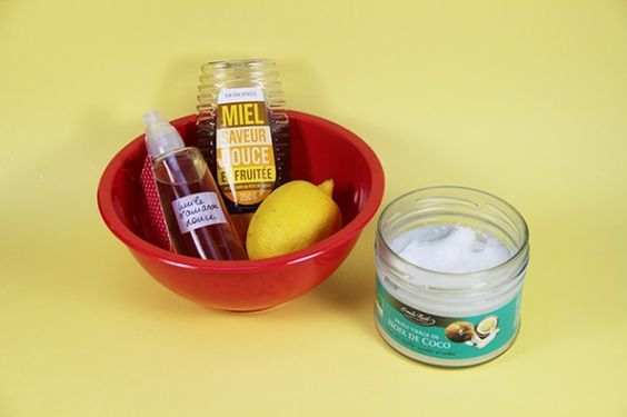 soin cheveux maison 3 recettes pour un masque cheveux diy soins des cheveux pinterest. Black Bedroom Furniture Sets. Home Design Ideas