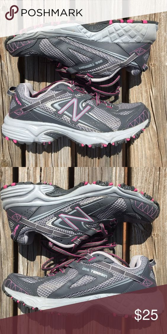 New Balance all terrain athletic shoes, sz. 7 New Balance all terrain athletic shoes, sz. 7 New Balance Shoes Sneakers
