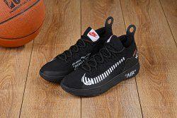 dee471293915e Nike Zoom KD 11  OFF-White  Black Men s Basketball Shoes