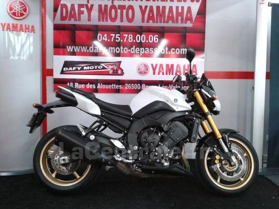 YAMAHA FZ8 ABS occasion - Bourg les valence - Drôme 26 - Roadster 779 cc 5999