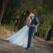 Best day of my life ... our wedding day