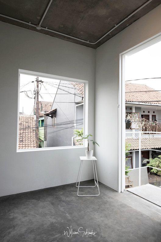 Galeria De Casa 4x6x6 Dua Studio 27 Desain Rumah Arsitektur Rumah Ide Dekorasi Rumah