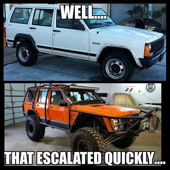 #jeeplife 4x4