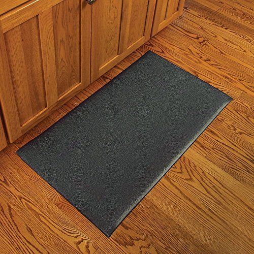 Best Kictchen Rugs Kitchen Comfort Mat Size 20 X 30 Color Black