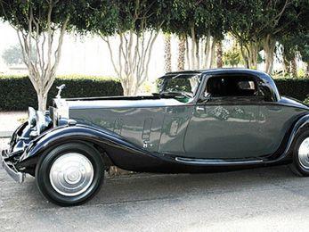 1935 Rolls Royce Phantom. ✏✏✏✏✏✏✏✏✏✏✏✏✏✏✏✏ AUTRES VEHICULES - OTHER VEHICLES   ☞ https://fr.pinterest.com/barbierjeanf/pin-index-voitures-v%C3%A9hicules/ ══════════════════════  BIJOUX  ☞ https://www.facebook.com/media/set/?set=a.1351591571533839&type=1&l=bb0129771f ✏✏✏✏✏✏✏✏✏✏✏✏✏✏✏✏
