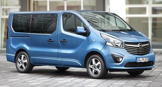 2018 Opel Vivaro Sport Release Date And Price Uscarsnews Com