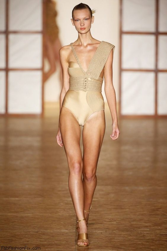 Brazilian swimwear fashion show 10
