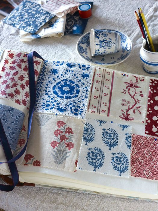 SIMPLY CHARMING: Small Pattern Design Ideas