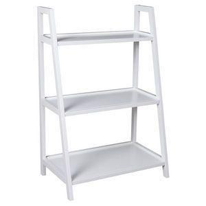 Finlay & Smith 3 Tier Ladder Shelf Small - White