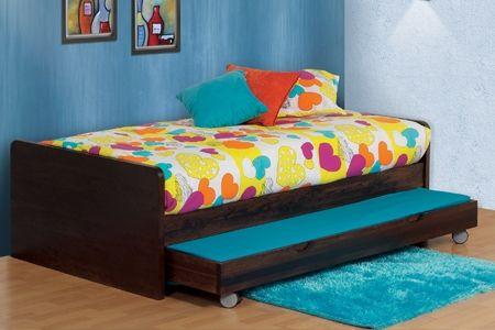 Desde por cama en madera cama auxiliar o cama - Doble cama para ninos ...