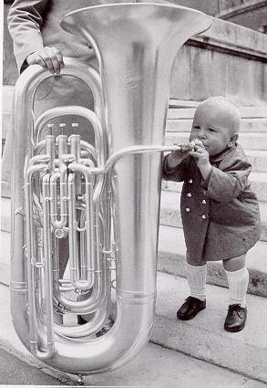 Trombone, Boys and Baby music on Pinterest