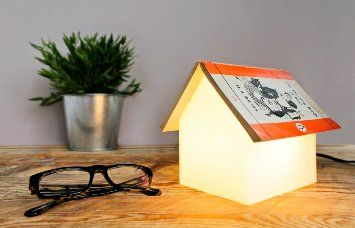 Amazon.com - Book Rest Lamp (by Suck UK) - Desk Lamps