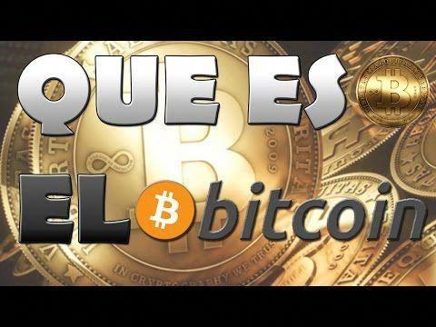 que es bitcoin en español